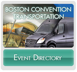 Boston Convention Transportation Event Directory